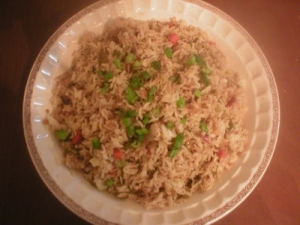 Chineese Fried Rice ready to serve